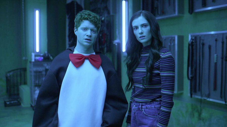 Szenenbild aus Bonding | © Netflix