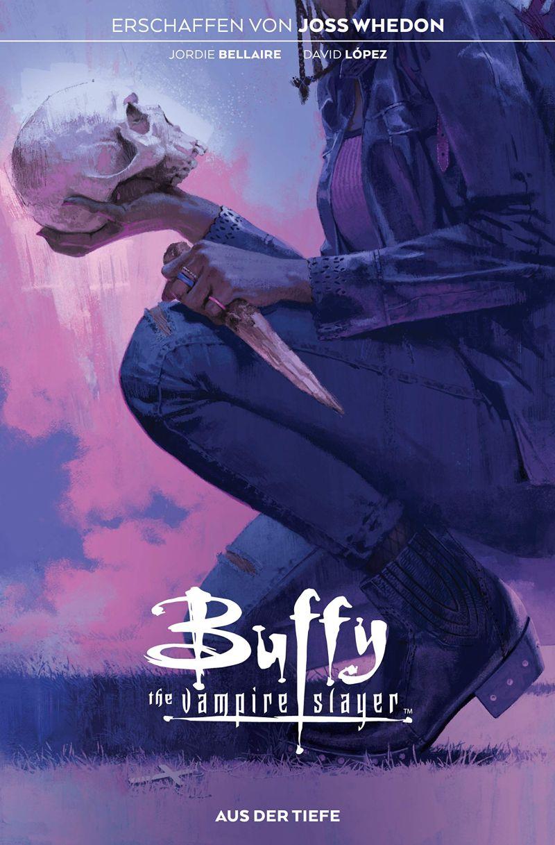 Buffy The Vampire Slayer 3: Aus der Tiefe | © Panini
