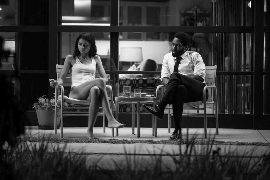 Szenenbild aus Malcolm & Marie | © Netflix