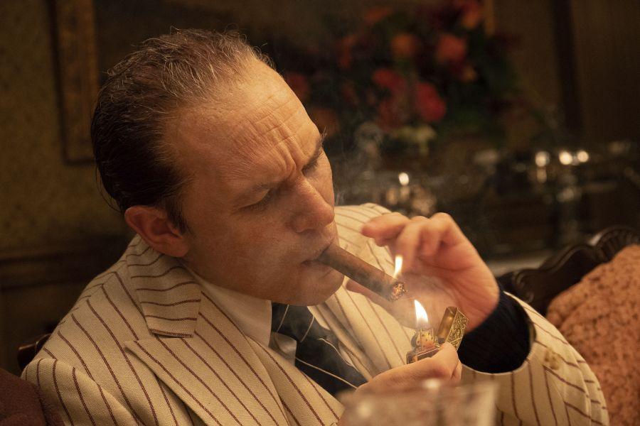 Szenenbild aus Capone | © LEONINE