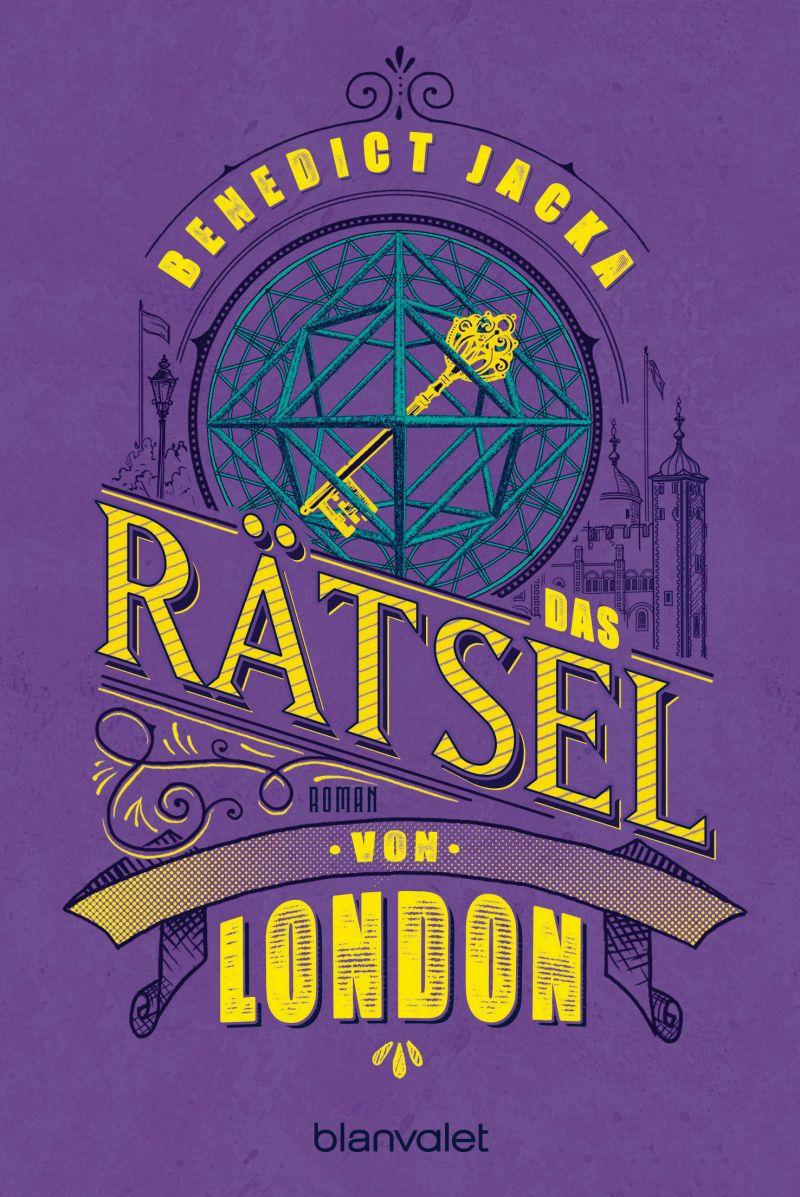 Das Rätsel von London von Benedict Jacka | © Blanvalet