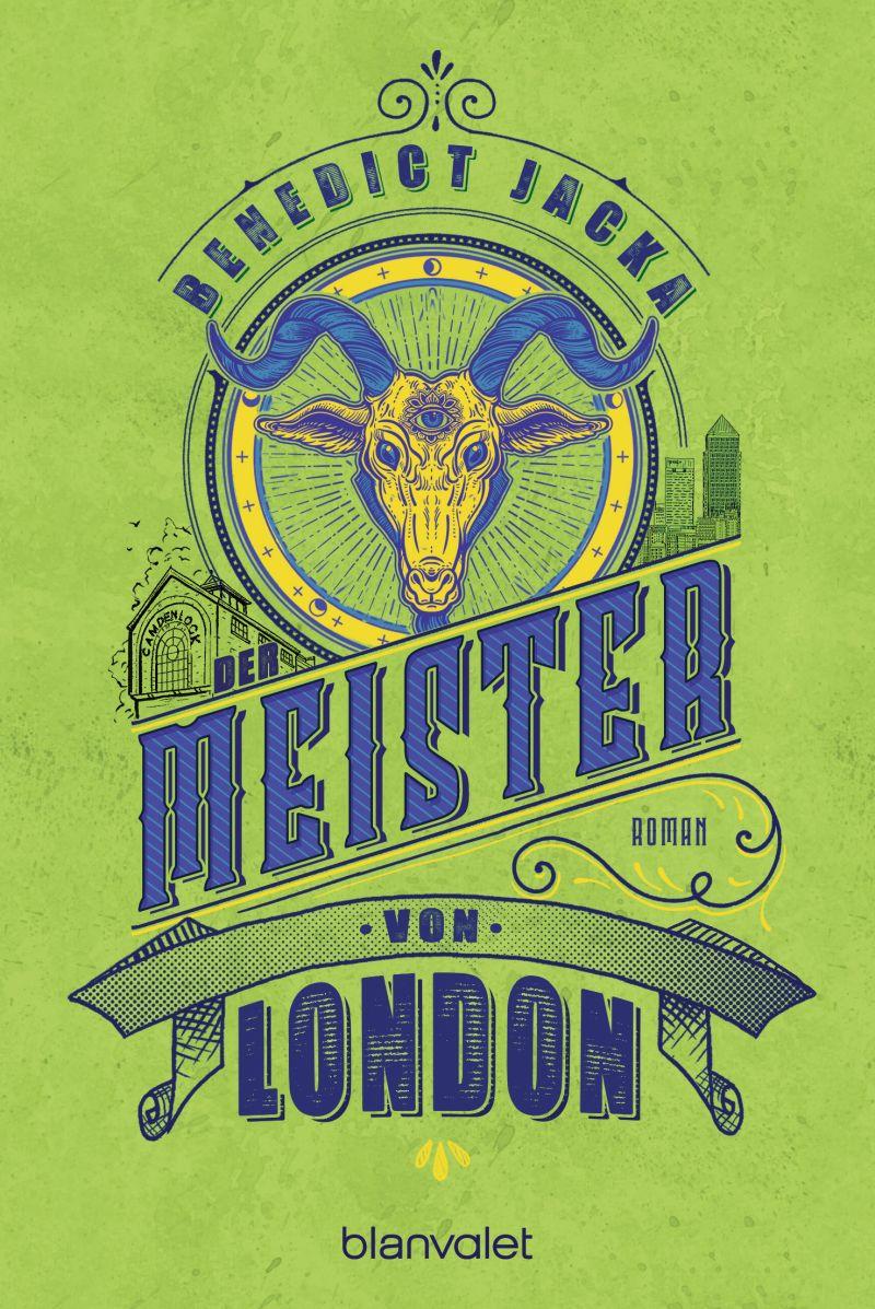 Der Meister von London von Benedict Jacka   © Blanvalet