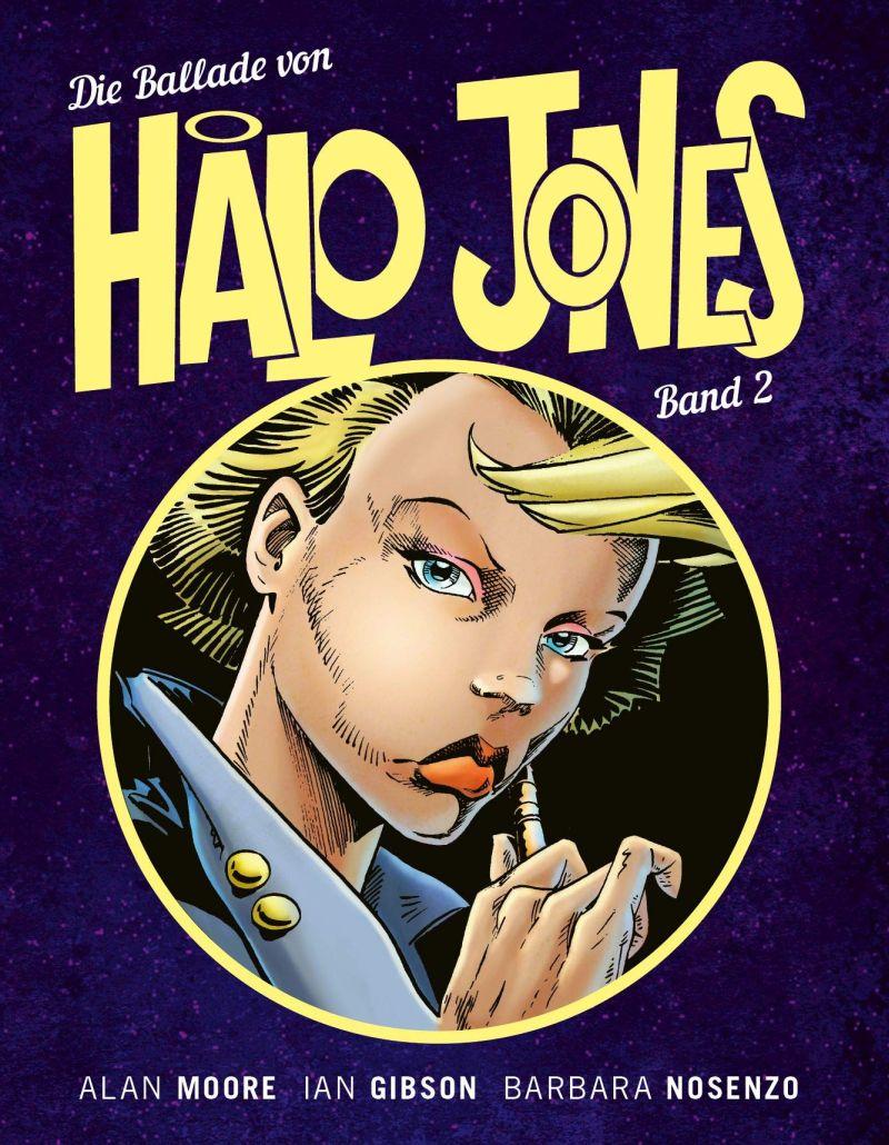 Die Ballade von Halo Jones 2 | © Panini