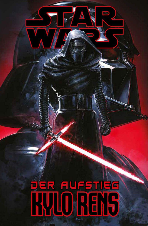 Star Wars: Der Aufstieg Kylo Rens | © Panini