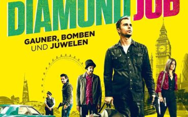 The Diamond Job - Gauner, Bomben und Juwelen | © Koch Media