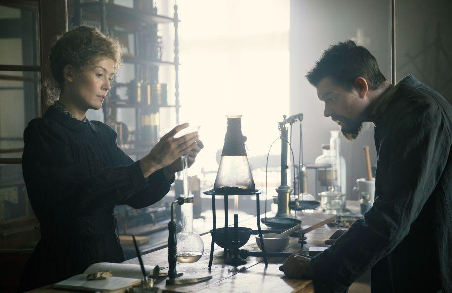 Szenenbild aus Marie Curie - Elemente des Lebens | © STUDIOCANAL