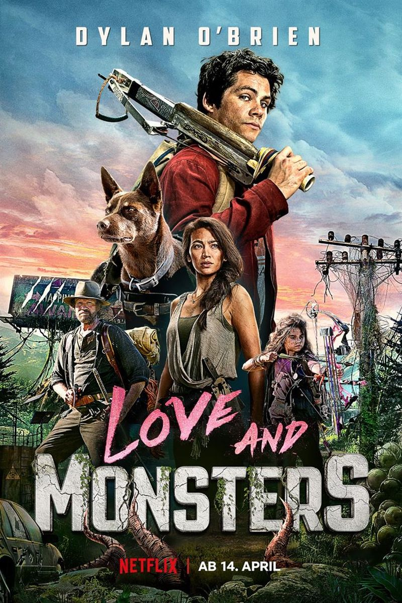 Love and Monsters | © Netflix