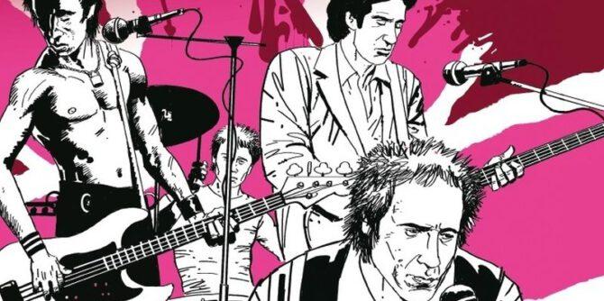Sex Pistols - Die Graphic Novel | © Panini