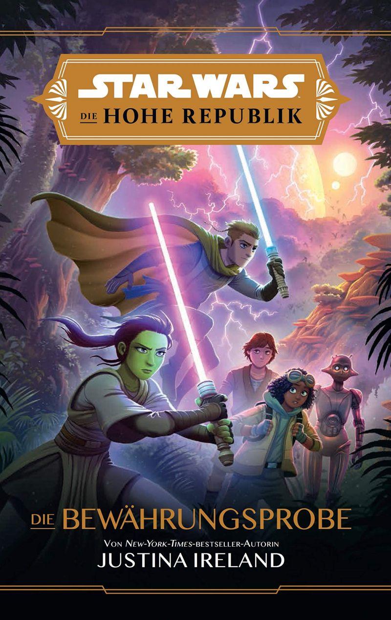 Star Wars: Die Hohe Republik - Die Bewährungsprobe   © Panini