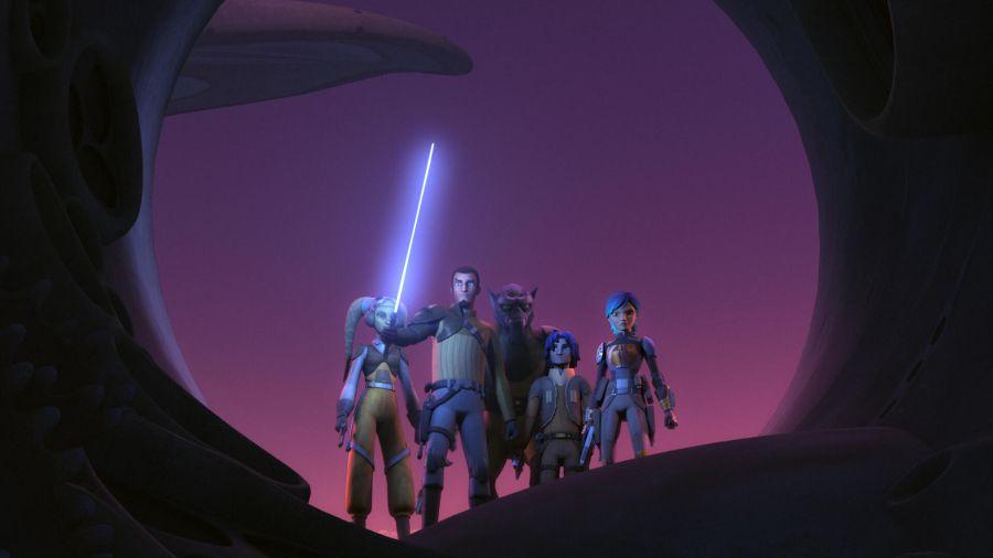 Szenenbild aus Star Wars: Rebels | © Walt Disney