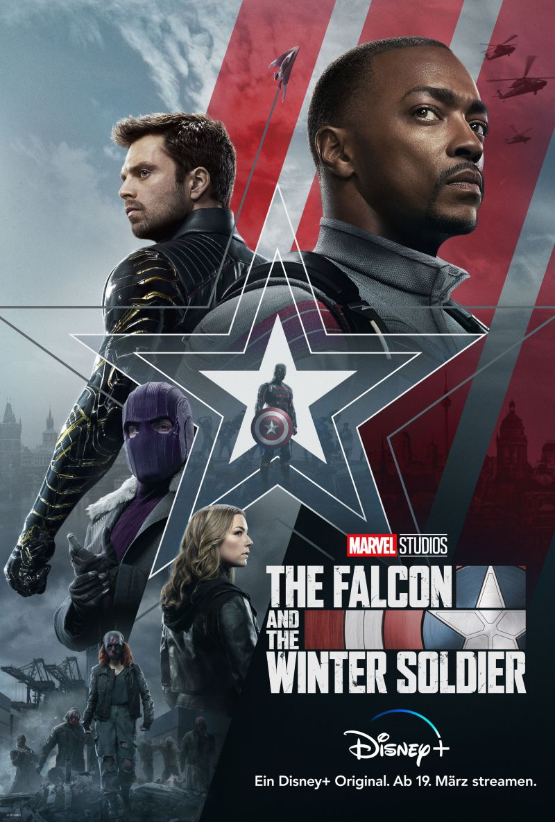 The Falcon and the Winter Soldier | © Disney+