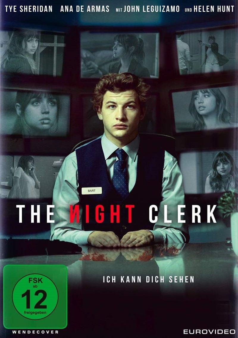 The Night Clerk - Ich kann dich sehen | © EuroVideo