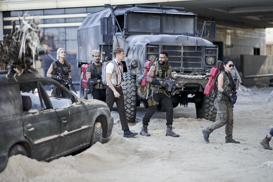 Szenenbild aus Army of the Dead   © Netflix