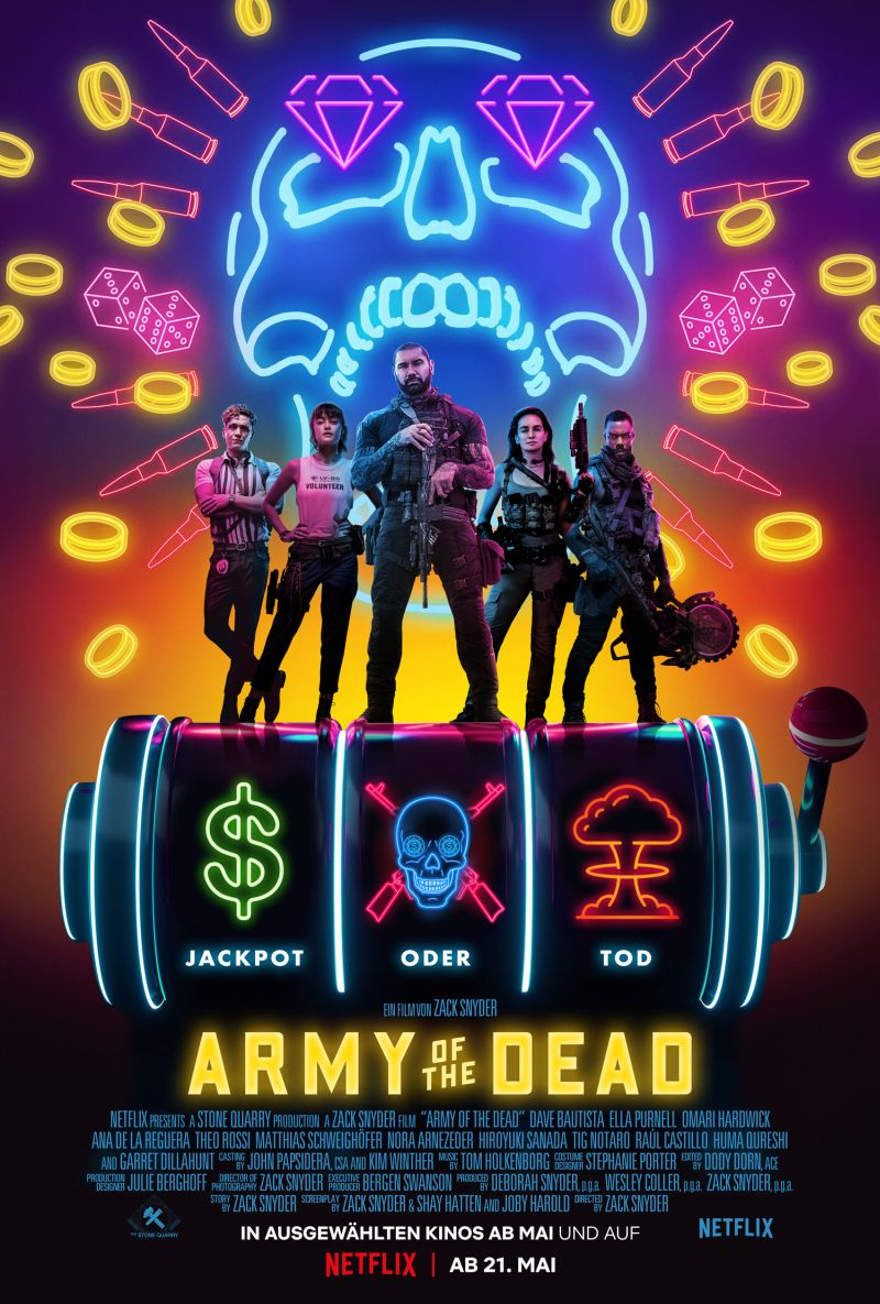 Army of the Dead   © Netflix