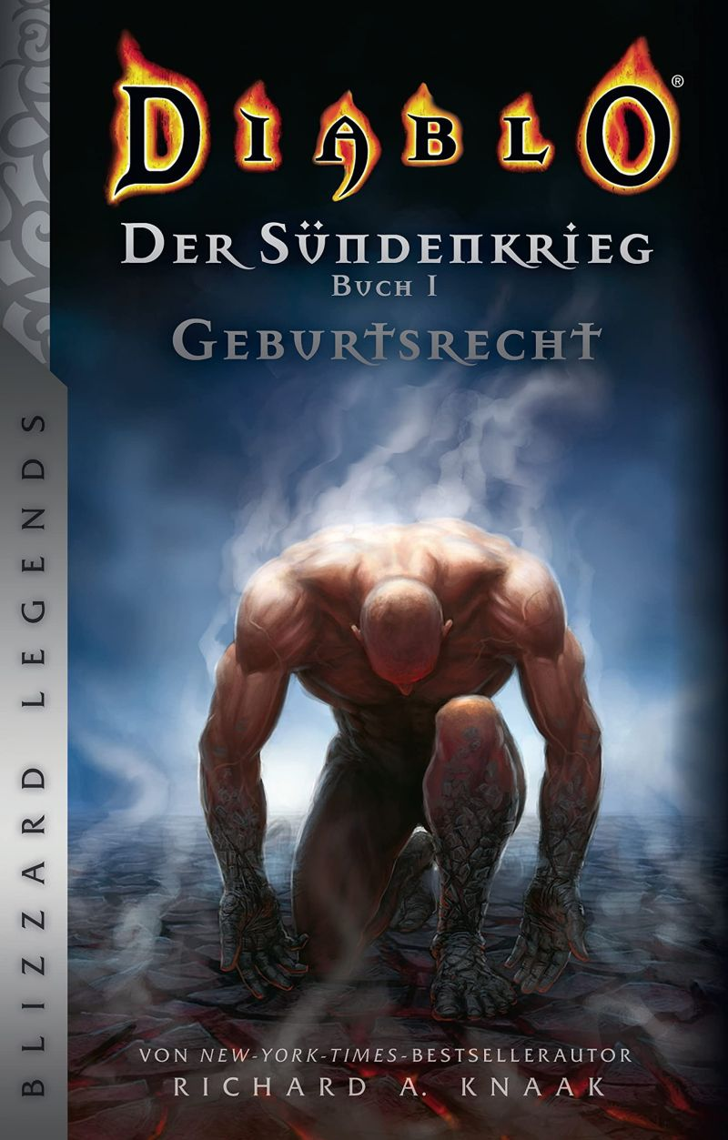 Diablo: Der Sündenkrieg Buch 1 - Geburtsrecht   © Panini