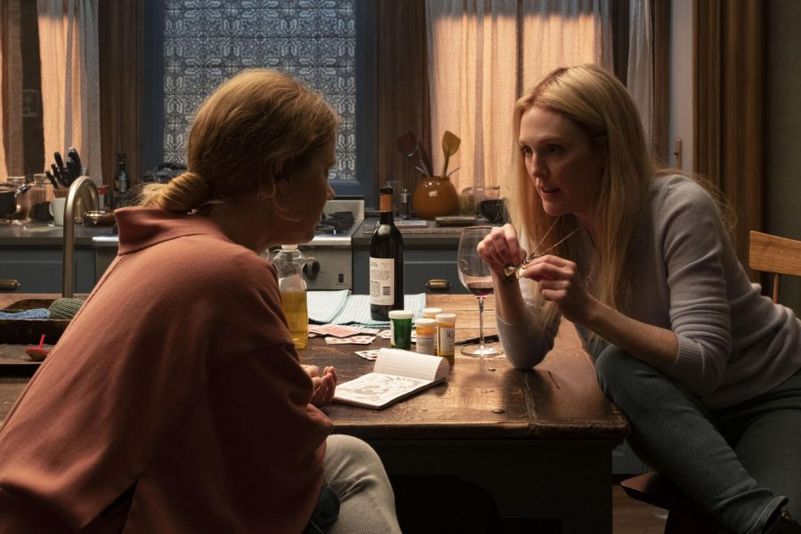 Szenenbild aus The Woman in the Window | © Netflix
