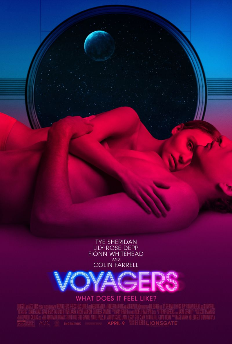 Voyagers | © Amazon Prime Video