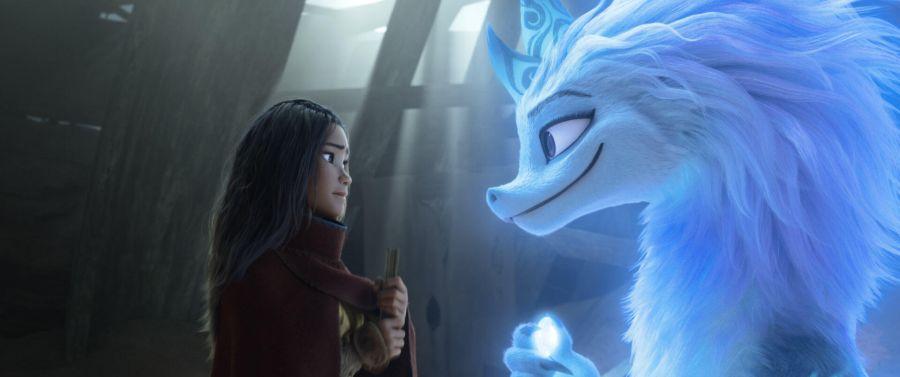 Szenenbild aus Raya und der letzte Drache | © Walt Disney