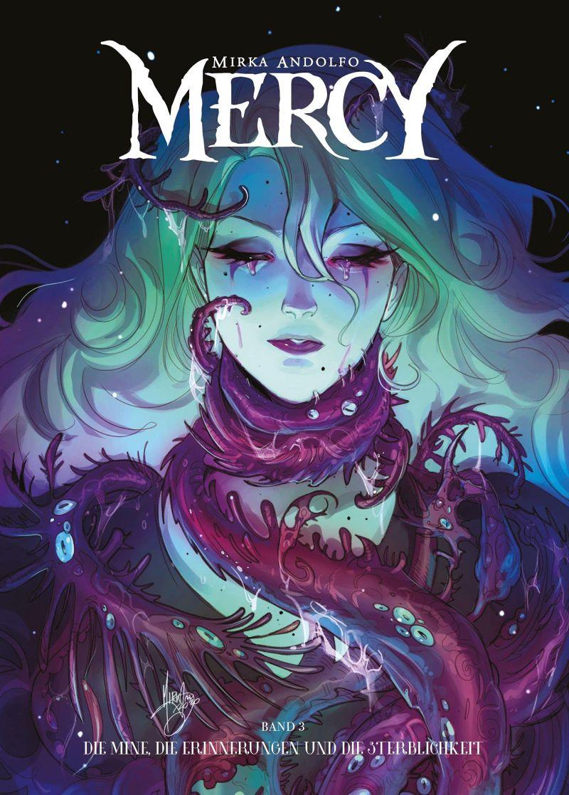 Mercy 3: Die Mine, die Erinnerungen und die Sterblichkeit | © Panini