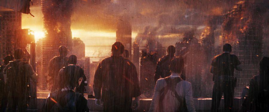 Szenenbild aus The Tomorrow War | © Amazon Studios