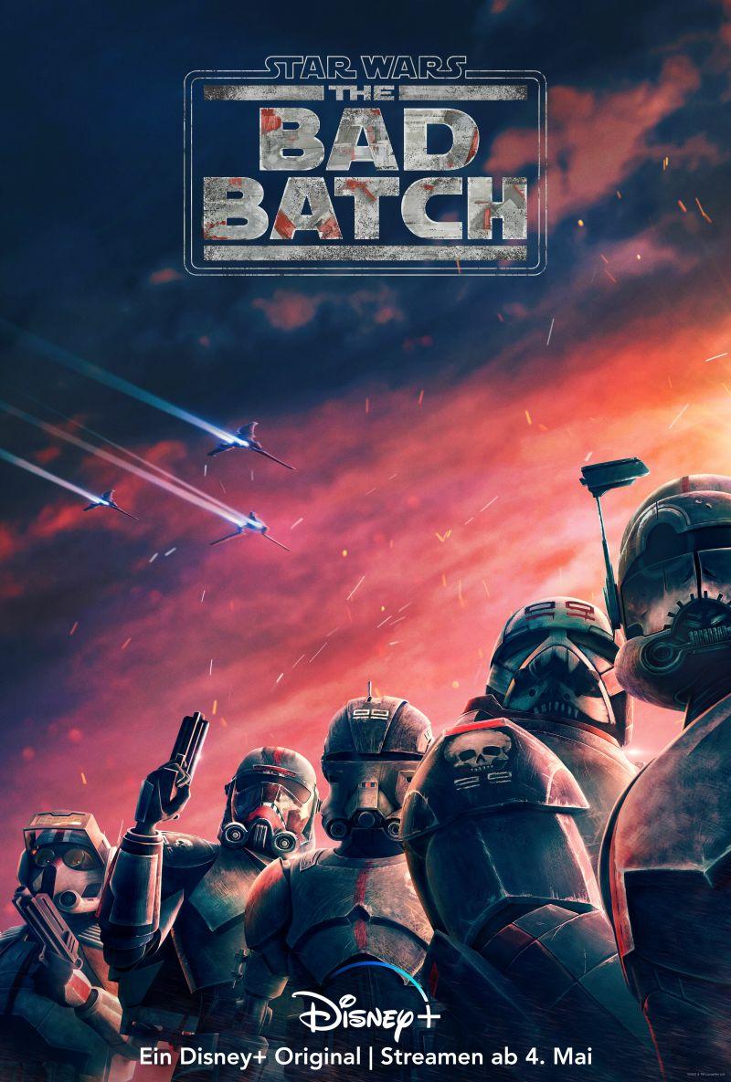 Star Wars: The Bad Batch   © Disney+