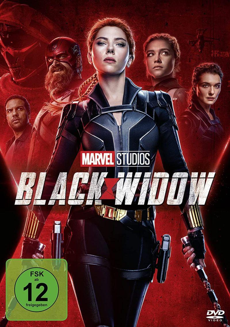 Black Widow   © Walt Disney